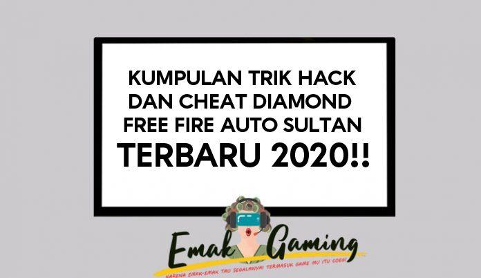 HACK DIAMOND FREE FIRE 2020
