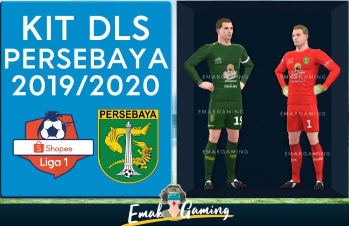 KIT DLS PERSEBAYA 2019 2020 2021
