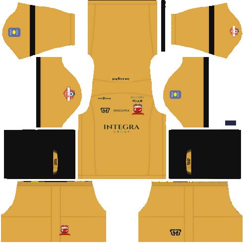 kit dls madura united 2019 2020 Goalkeeper