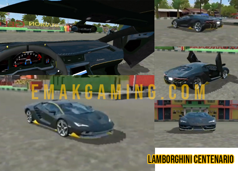 80 Koleksi Mod Mobil Bussid Lamborghini HD Terbaik