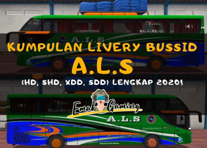 featured livery bussid als