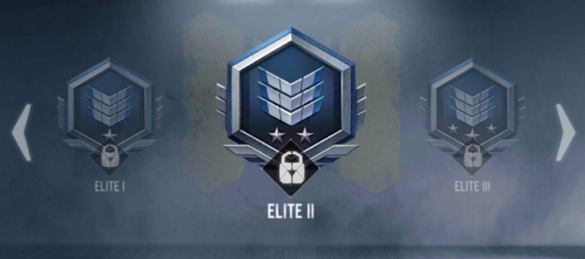 Urutan rank call of duty mobile elite