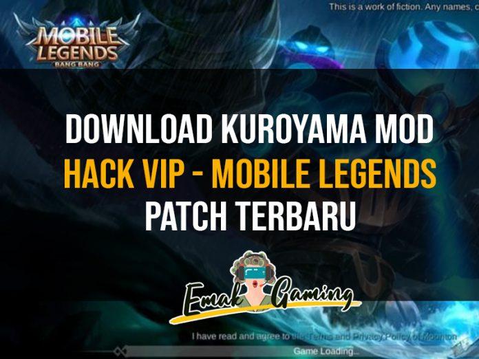 kuroyama hack vip mobile legends