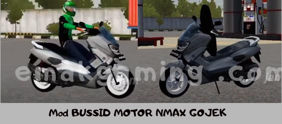 Mod NMAX GOJEK