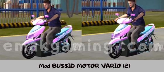 Mod BUSSID MOTOR VARIO