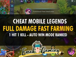 cheat damage mobile legends 1 hit 1 kill