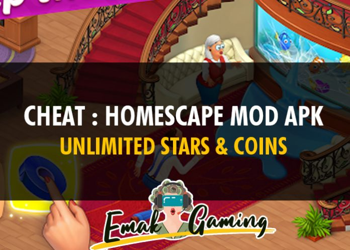 cheat homescapes mod apk terbaru