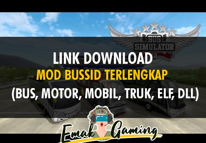 download mod bussid terlengkap emakgaming