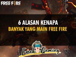 kenapa free fire banyak yang main featured
