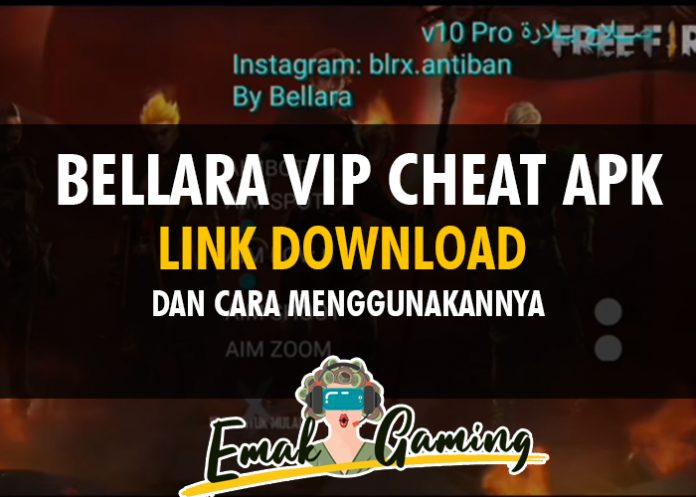 bellara cheat free fire apk