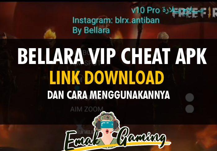 bellara cheat free fire apk
