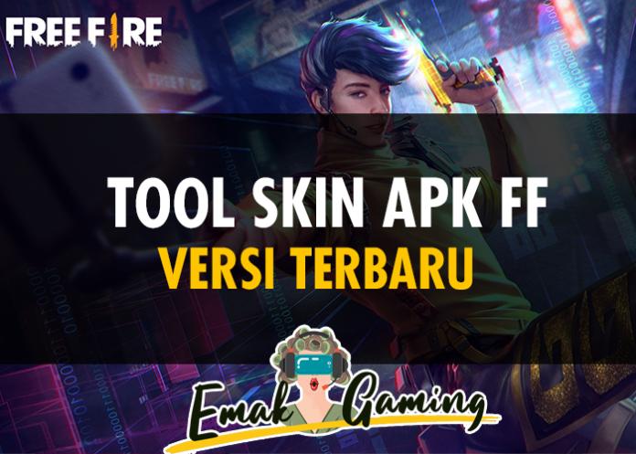 Tool Skin APK FF Versi Terbaru