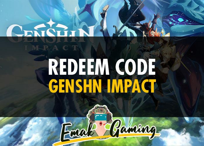 Redeem Code Genshin Impact & Cara Mengklaimnya ...