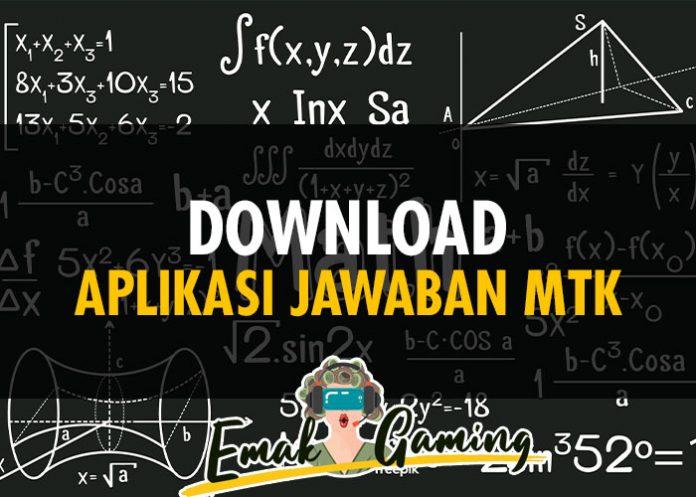 Aplikasi Jawaban Matematika