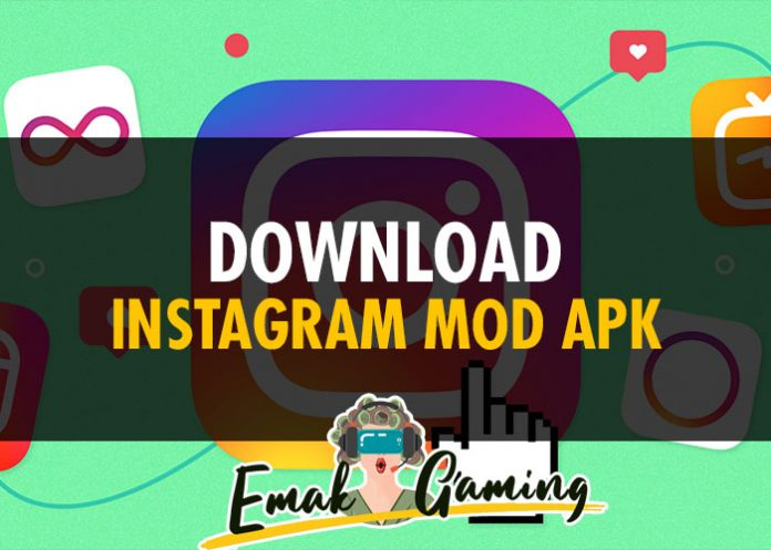 Cara Download Instagram MOD APK