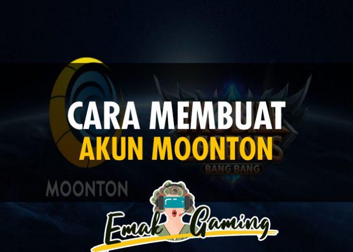 Cara Membuat Akun Moonton