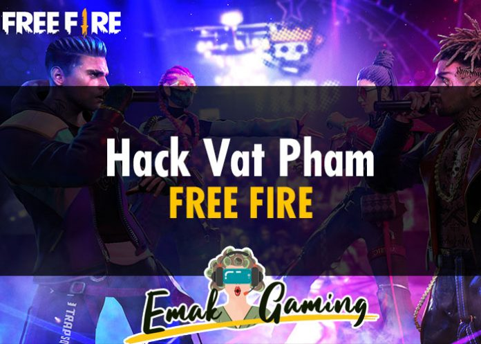 Hack Vật Phẩm Free Fire