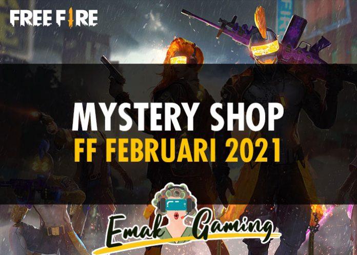 Mystery Shop FF Februari 2021